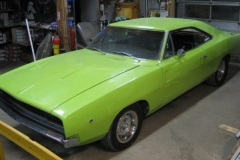 68:a Dodge Charger