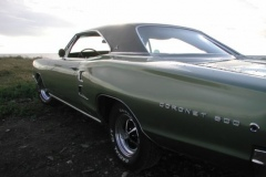 68:a Dodge Coronet