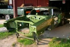 69:a Dodge Charger SE