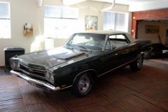 69:a Plymouth GTX