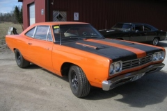 69:a Plymouth Roadrunner