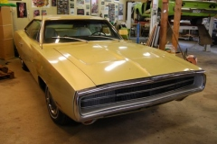 70:a Dodge Charger