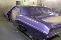 70:a Dodge T/A Challenger