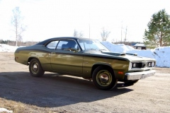 """70:a Plymouth Valiant \""""Duster 340\"""""""