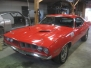 71:a Plymouth Cuda