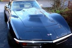 72:a Chevrolet Corvette