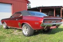 71:a Dodge Challenger HEMI