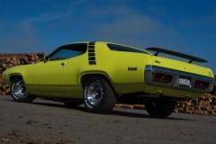 Plymouth Roadrunner -71